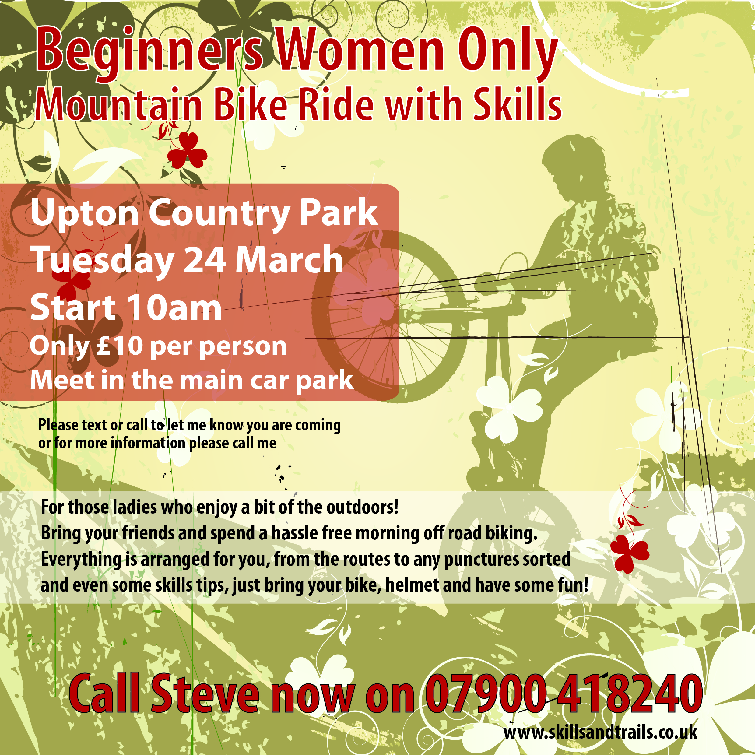 Beginners Women 24 March 2015-01